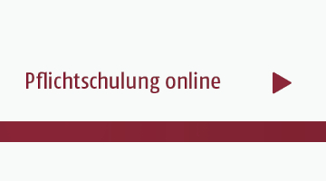 Weiter zu den Pflichtschulungen online